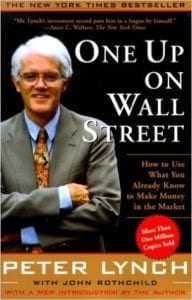 "review of the book ""One Up On Wall Street"" by Peter Lynch"