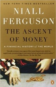 "review of the book ""The Ascent of Money"" by Niall Ferguson"