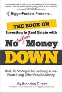 "review of the book : ""The Book on Investing in Real Estate With No Money Down by Brandon Turner"""