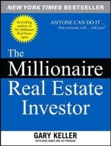 "review of the book: ""The Millionaire Real Estate Investor"""
