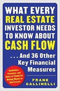"review of the book : ""What Every Real Estate Investor Needs to Know About Cash Flow"""