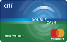 CitiBank Double Cash card