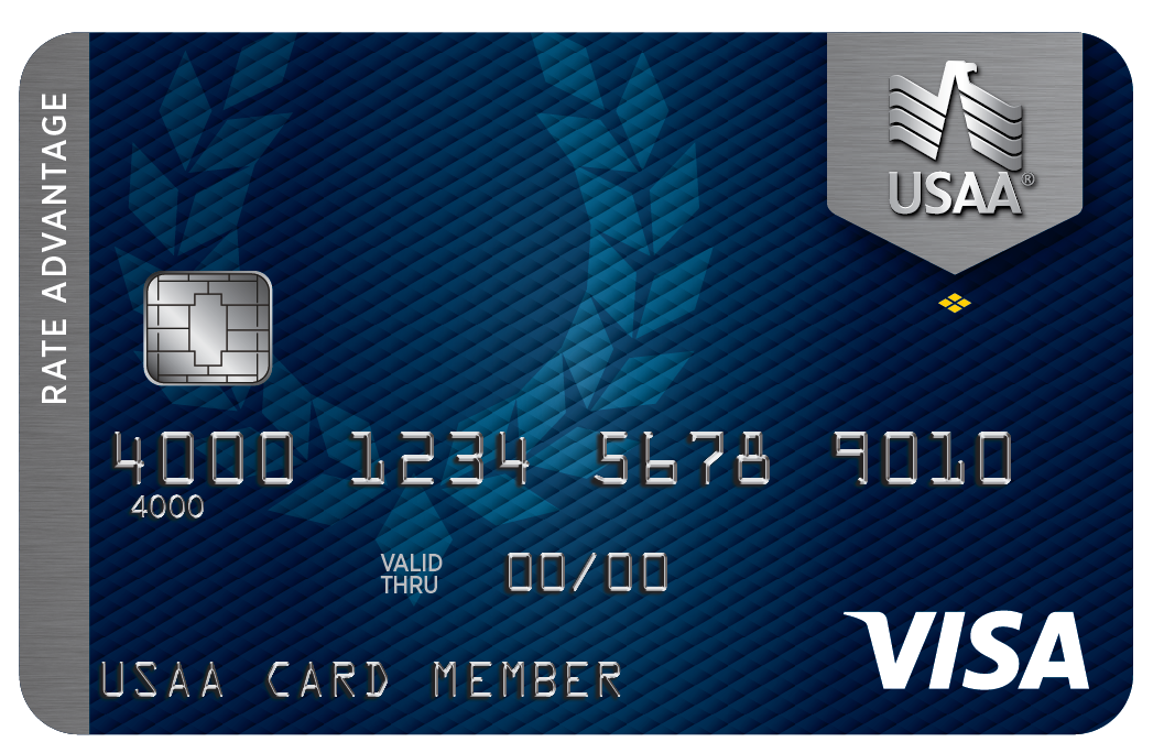 USAA Rate Advantage Visa Platinum Credit Card Review 2019