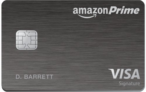 Amazon Prime Rewards Visa Signature Card Review 2019