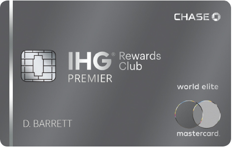 IHG Rewards Club Premier Credit Card Review 2019