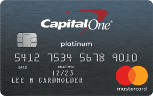 Capital One Platinum Card Review