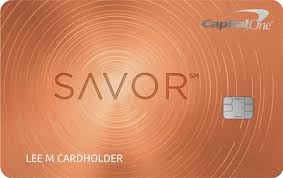 Capital One Savor Card Review