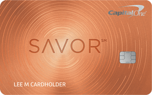 Capital One SavorOne Credit Card Review 2019