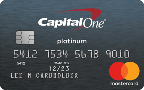 CapitalOne Secured Mastercard