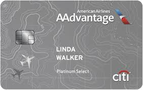 Citi / AAdvantage Platinum Select World Elite Mastercard Credit Card Review 2019