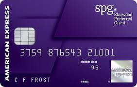 Starwood Preferred Guest Credit Card review