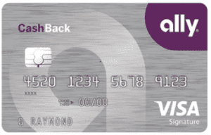 Ally CashBack Credit Card review 2019