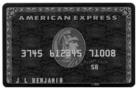 American Express Centurion Black Credit Card Review 2019