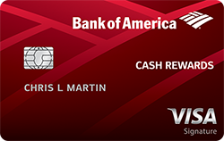 Bank of America Cash Rewards review