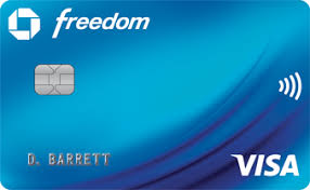 Chase Freedom Credit Card Review 2019