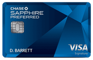 Chase Sapphire Preferred review 2019