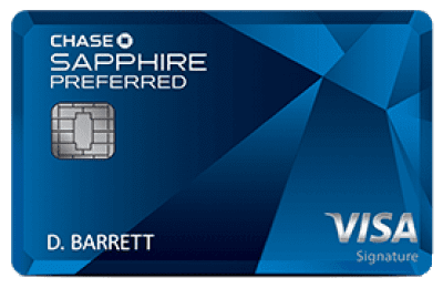 Chase Sapphire Preferred Credit Card Review 2019