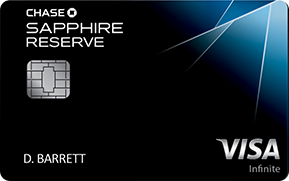 Chase Sapphire Reserve Credit Card Review 2019