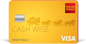 Wells Fargo Cash Wise Visa Credit Card Review 2019