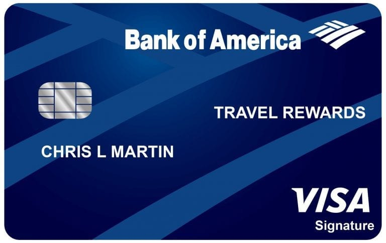 Bank of America Travel Rewards card review