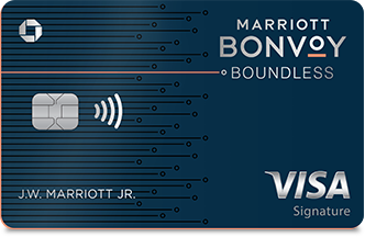 Marriott Bonvoy Boundless Card review 2019