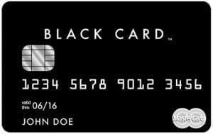 American Express Centurion Black Card review