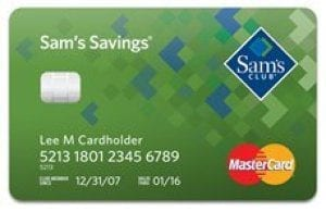 Sam's Club Mastercard review