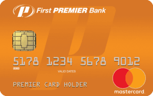 First PREMIER Bank Secured review