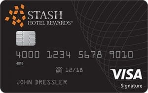 Stash Hotel Rewards Visa review