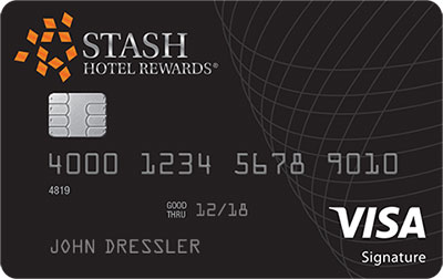 Stash Hotel Rewards Credit Card Review 2019