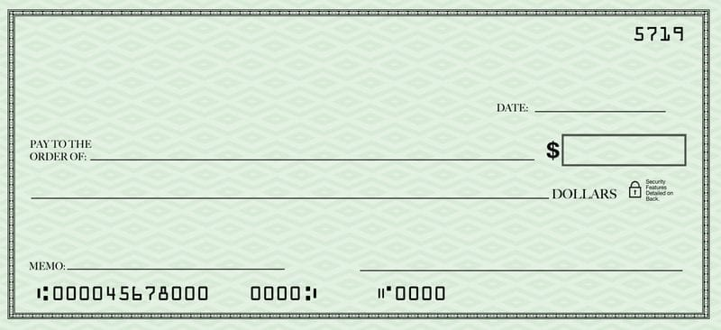 What Are The Different Components Of a Bank Check
