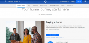 1_Chase Mortgage_Get started