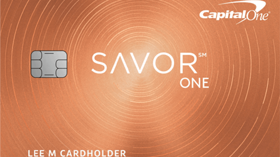capital one savorone review