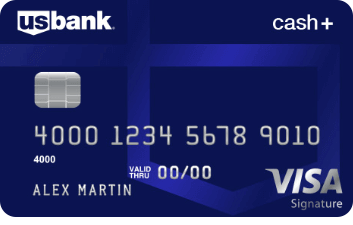 U.S. Bank Cash+ Visa Signature Card Review – Is It For You?