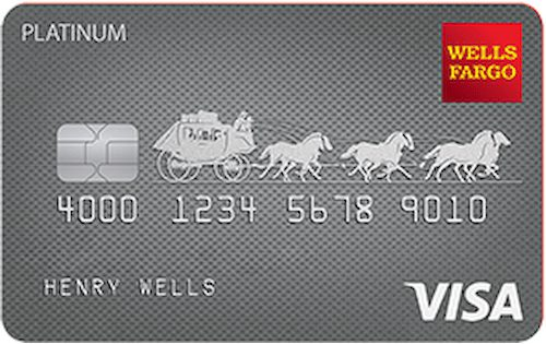 wells fargo platinum review