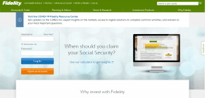 1_Fidelity Investments_Homepage