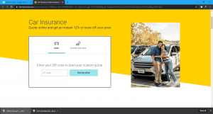 Liberty Mutual - How to get a quote 1