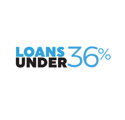 Loans under 36% review