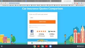 Insurify get a quote 1