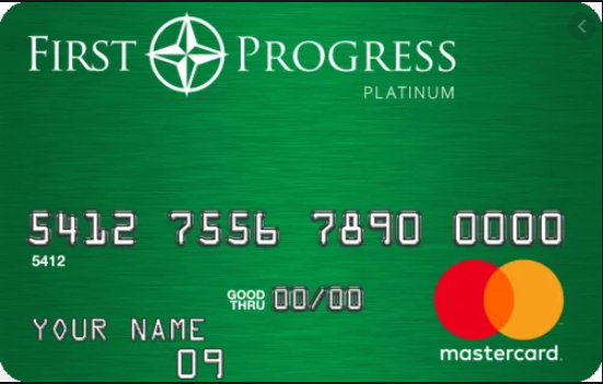 First Progress Platinum Elite MasterCard® Secured review