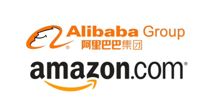 amazon stock vs alibaba stock analysis