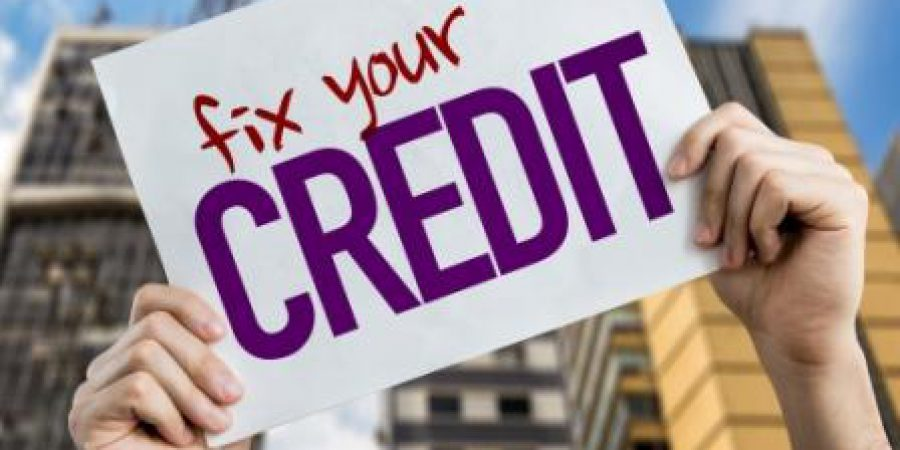 How to Repair Your Bad Credit