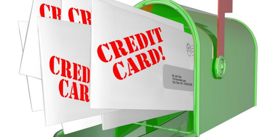 What is Pre-Screened Credit Card Offers